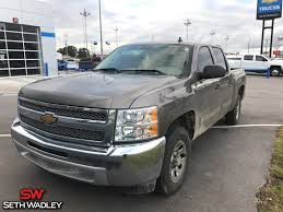 Used 2013 Chevy Silverado 1500 LT RWD Truck For Sale Ada OK - JT700A