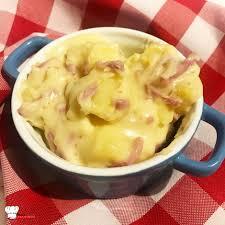 cuisiner la pomme de terre pommes de terre au fromage à raclette recette cookeo mimi cuisine