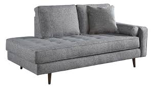 Hodan Sofa Chaise Dimensions by Zardoni Charcoal Raf Corner Chaise From Ashley Coleman Furniture