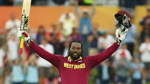World Cup Chris Gayle Hits 215 For West Indies Against Zimbabwe