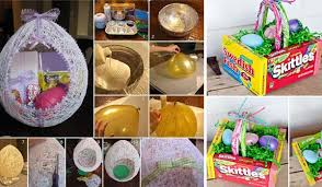 Easter Decoration Crafts Woohome 0