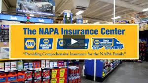 NAPA Insurance Center - Program Overview On Vimeo