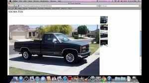 Chevy Trucks For Sale By Owner Craigslist - One Word: Quickstart ...