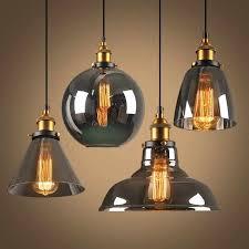 nordic vintage anhänger lichter industrielle glas hangl für esszimmer bar decor retro leuchte suspension küche leuchten