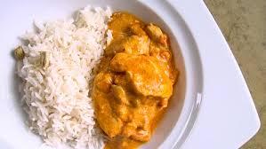 cuisine indienne poulet poulet au beurre à l indienne