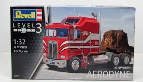 Revell Kenworth Aerodyne Truck Plastic Model Kit 1/32 07671 In 2018 ... Revell Peterbilt 359 Cventional Tractor Semi Truck Plastic Model Free 2017 Ford F150 Raptor Models In Detroit Photo Image Gallery Revell 124 07452 Manschlingmann Hlf 20 Varus 4x4 Kit 125 07402 Kenworth W900 Wrecker Garbage Junior Hobbycraft 1977 Gmc Kit857220 Iveco Stralis Amazoncouk Toys Games Trailer Acdc Limited Edition Gift Set Truck Trailer Amazoncom 41 Chevy Pickup Scale 1980 Jeep Honcho Ice Patrol 7224 Ebay Aerodyne Carmodelkitcom