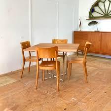 4er set horgenglarus landert gmbh für vintage möbel