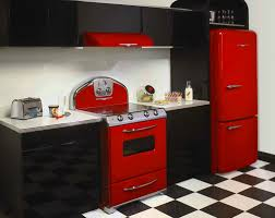 Red And Black Kitchen Decor Ideas