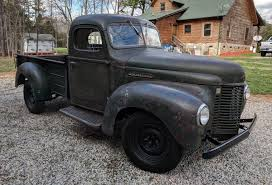 100 1946 International Truck Reliable Relic Harvester Pickup Adrenaline