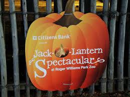 Roger Williams Pumpkin Festival 2017 by Roger Williams Park U2013 Jack O Lantern Spectacular U2013 Providence