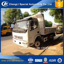 100 Used Dump Truck Bodies 6 Ton Dongfeng Price Body6 Wheel Drive