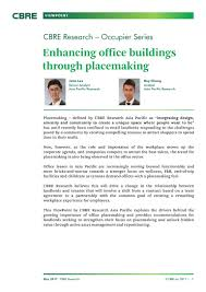 Cbre Employee Help Desk by Asia Pacific Research Reports Cbre