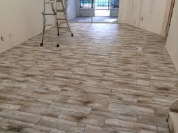Vinyl Flooring Pros And Cons by Elegant Porcelain Wood Tile U2014 New Basement And Tile Ideas