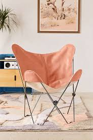 Butterfly Chair Replacement Cover Pattern by Leather Butterfly Chair Cover Urban Outfitters