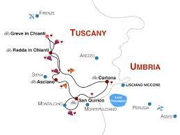 Tuscany Bike And Wine Tour Vacation