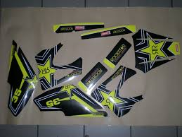 kit deco derbi rockstar kit déco derbi senda sm r x race cycles soiteur