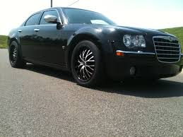 Chrysler 300 Wheels | Custom Rim And Tire Packages