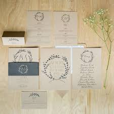 Elegant Garden Wedding Invitations Modern Invitation Inspiration For An English