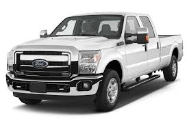 Ford Unveils 2011 Super Duty Pickups