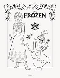 Frozen Coloring Pages Pdf Printable Sheets For Kids Get The Latest Free Images Favorite To Print