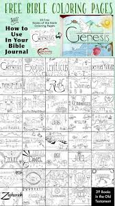 39 Free Bible Coloring Page 3 Ways In Use In Your Bible