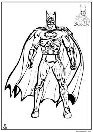 Batman Free Printable Coloring Pages 12 With Book