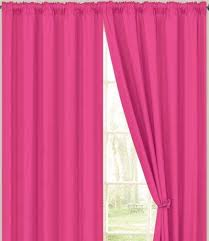 Pink Ruffle Curtains Uk by Pink Curtains Home Design