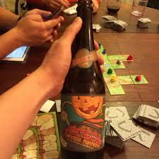 Imperial Pumpkin Ale by Imperial Pumpkin Goodwilltasting