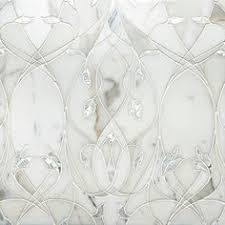 artistic tile rivershell oval mosaic innovative tiles