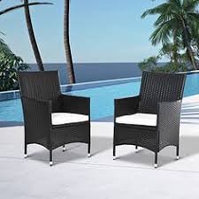 Outsunny Patio Furniture Cushions by Ebs Rattan Garden Furniture Outdoor Patio Sets Sale Clearance