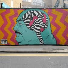 INSA Layers Street Art Paintings Into Animated Graffiti Gifs