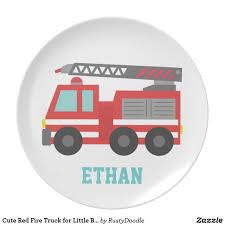 Cute Red Fire Truck For Little Boys | Custom Plates | Pinterest 5alarm Flaming Fire Truck Party Supplies Pack For 16 Guests Straws Firefighter Plates Birthday Theme Packs Fighter Boy In Red Paper Plate Amazoncom 24 Ct Health Personal Care Ideas Trucks Dessert From Birthdayexpresscom Fighter Omv58 Car Number 1935 Fordson Engine Reg Omv 58 24set Firetruck Vehicle Registration Plates Of The United States Wikiwand Fireman Toddler At A Box 2 Flee After Crash With Jersey City Fire Truck Take License
