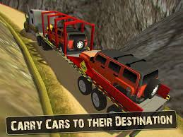 100 Driving Truck Games OffRoad Cargo Simulator Uphill 156 APK Download
