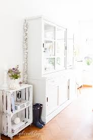Make These Simple Junk Style Fruit Crate Shelves And Add Some More Storage Space To