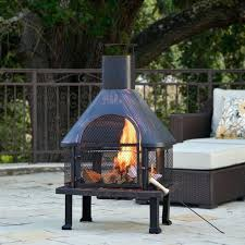 Outdoor Fireplace Kits Wood Burning Perfect Outdoor Fireplace 3
