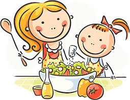 The Kitchen Clipart Kids Cook 9