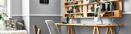 produktiv und kreativ arbeitszimmer einrichten