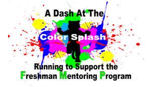 Color Splash 5k Logo