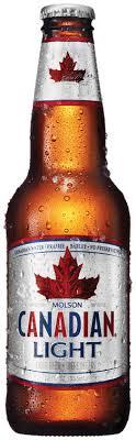 Molson Canadian Light Beer Reviews