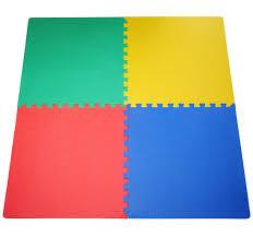 Foam Tile Flooring Uk by 32 Sq Ft Eva Interlocking Foam Mat Tiles Exercise Floor Mats Ebay