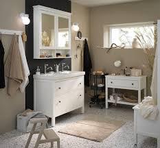 bad mit hemnes serie modern einrichten ikea badezimmer