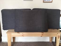 Friheten Corner Sofa Bed With Storage by 3 Spare Cushions For The Grey Ikea Friheten Corner Sofa Bed In