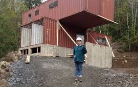 100 Cheap Sea Containers This Woman Bought 4 Sea Containers And Converted Them Into A