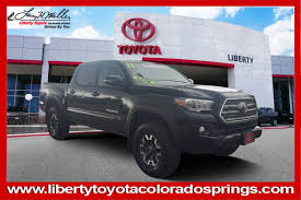 Used Car Super Center | At Liberty Toyota In Colorado Springs