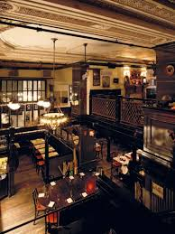 the breslin bar dining room