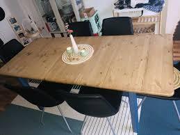 tisch esstisch ausziehbar stuhl stühle esszimmer küche