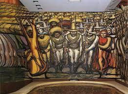 the revolution mural david alfaro siqueiros wikiart org