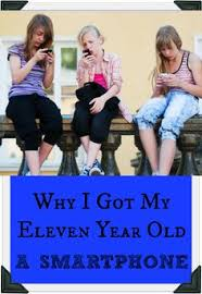 We Skipped The Tween Cell Phone Contract