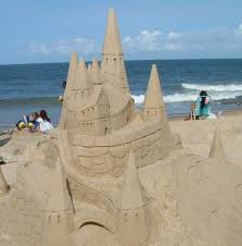 Rehoboth Beach DE Sandcastle Competition Entry