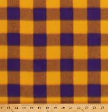 Amazon.com: Fleece Purple And Gold Yellow Checks Squares Plaid ... Amazoncom Hockey Fabric By Pamelachi Printed On Fleece Blizzard Cstruction Trucks Multi Joann Carters Boys Firetruck Pajama Pants Set 5kvyy04026 2699 Missippi State Bulldogs Polyester Emergency Vehicles Firetrucks Fire Spoonflower Camper Camping Van Anti Pill 58 Solids Springs Creative Coffee Anyone By The Yard Product Page Licensed Character Winter Discount Designer Fabriccom